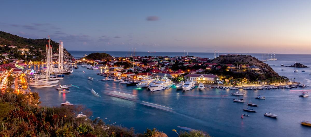 St Barts Harbor